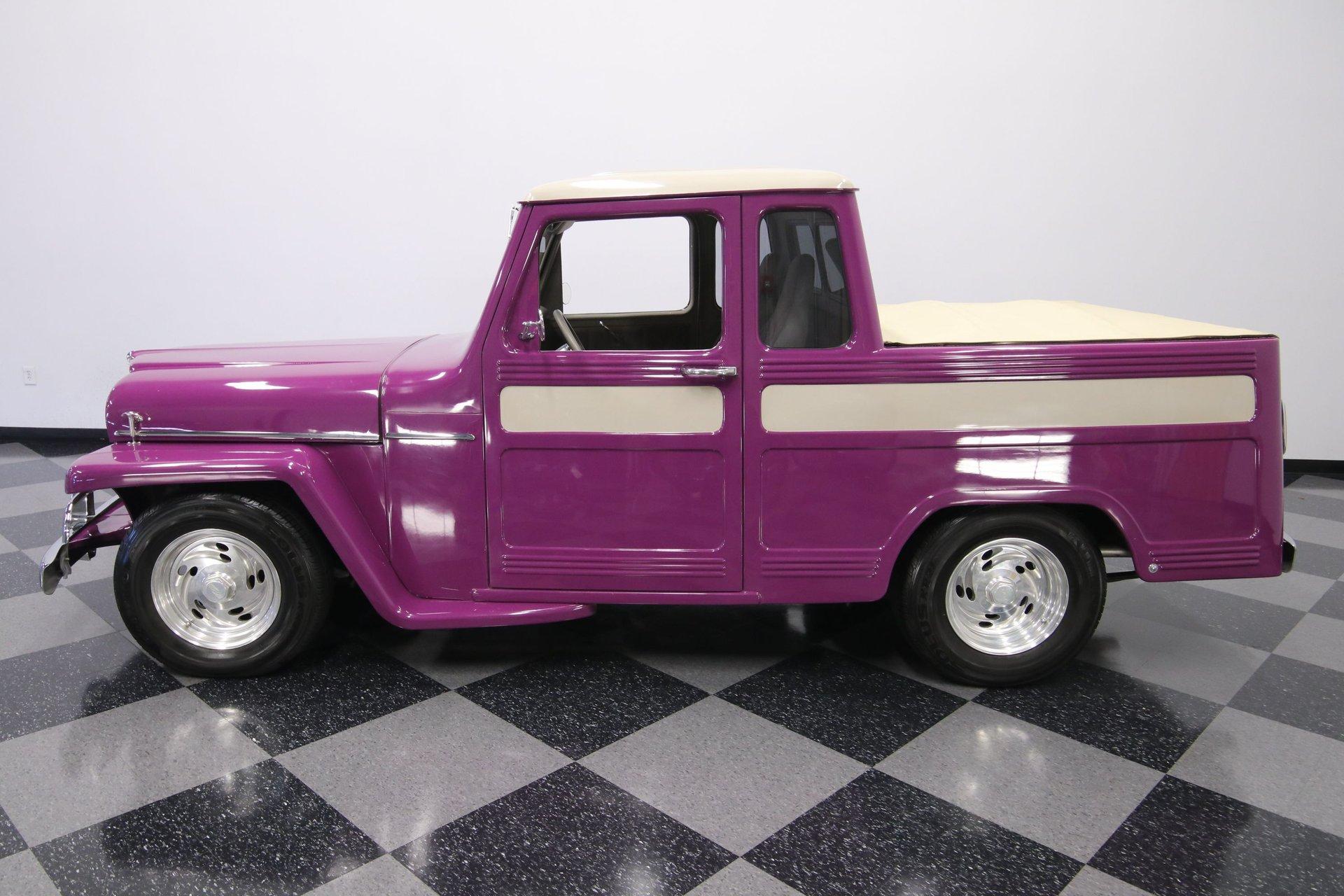 1950 jeep pickup