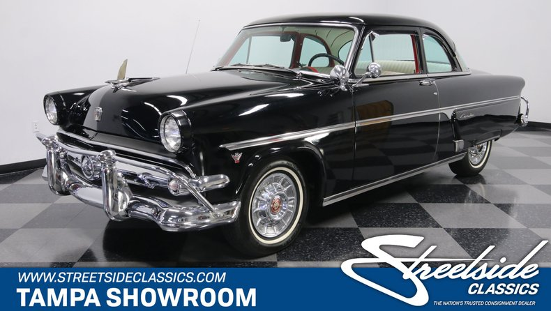 For Sale: 1954 Ford Customline