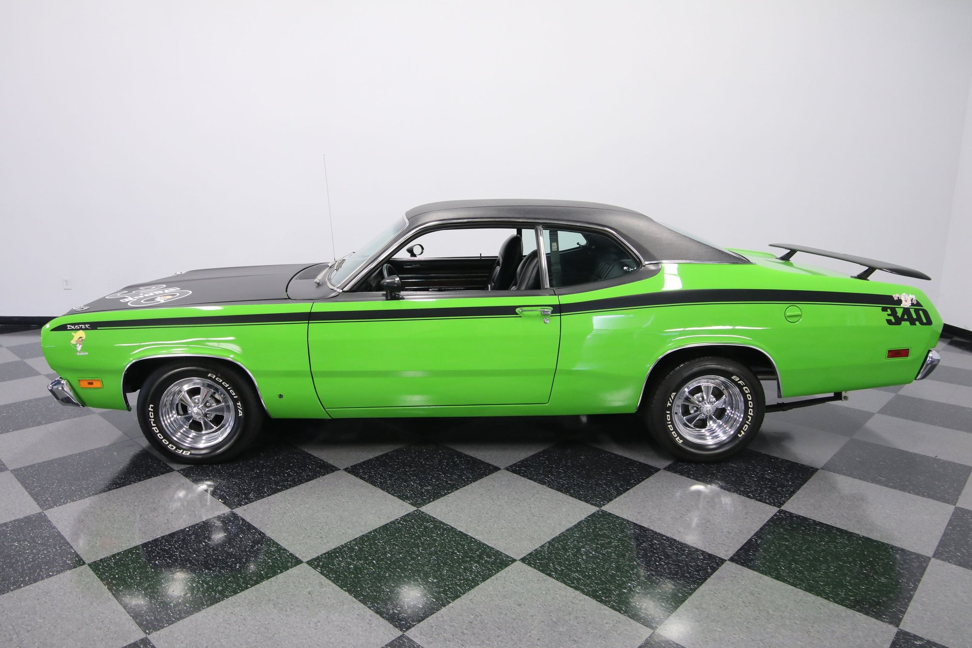 1971 plymouth duster 340 tribute