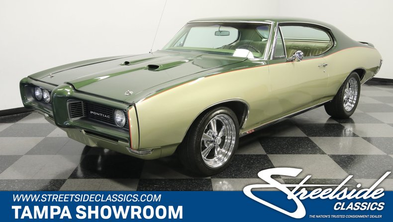 For Sale: 1968 Pontiac Le Mans