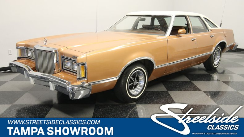 For Sale: 1978 Mercury Cougar