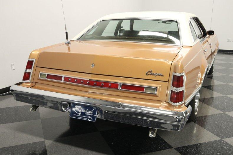 1978 Mercury Cougar 12