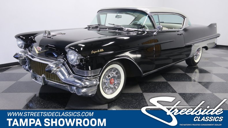 For Sale: 1957 Cadillac Coupe DeVille