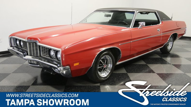 For Sale: 1972 Ford Galaxie