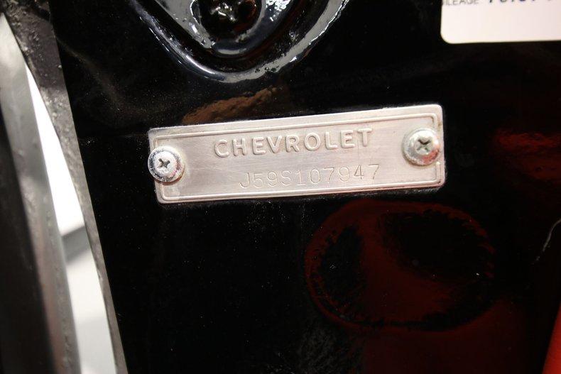 1959 Chevrolet Corvette 61