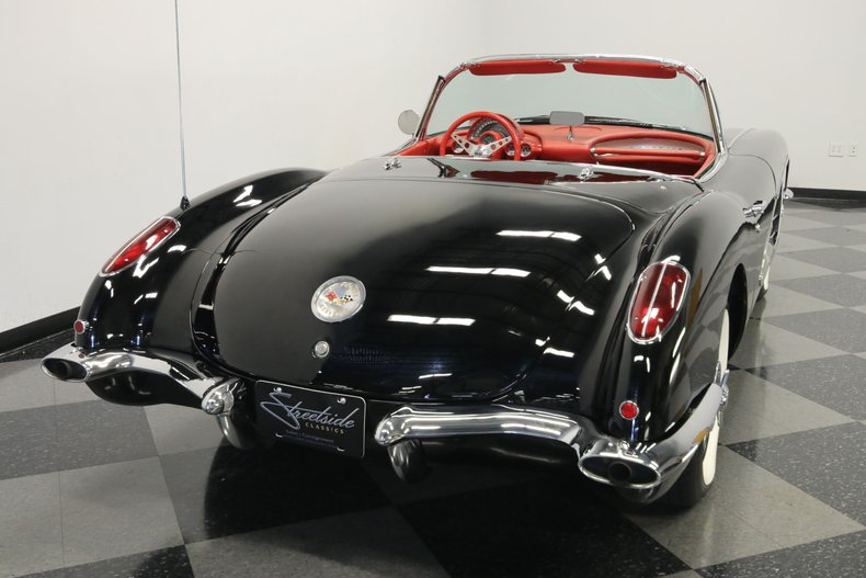 1959 Chevrolet Corvette 12