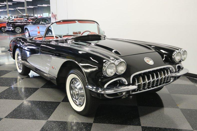 1959 Chevrolet Corvette 17