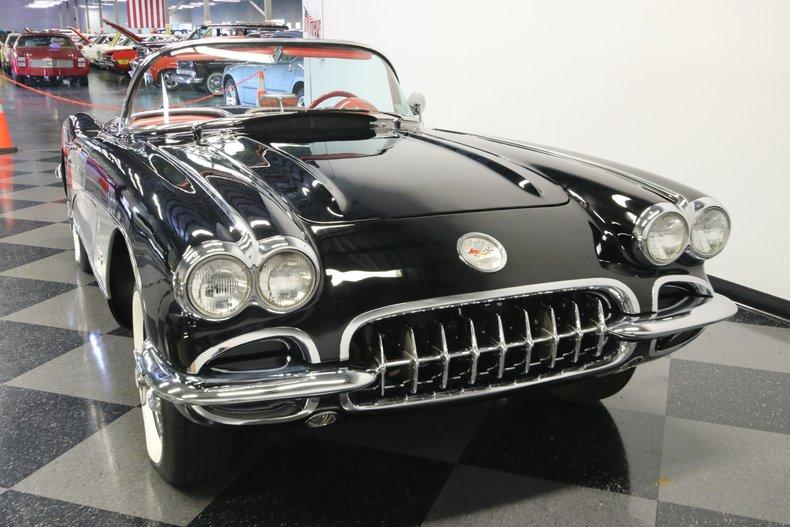 1959 Chevrolet Corvette 18