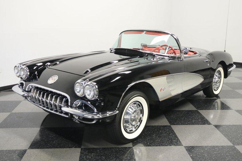 1959 Chevrolet Corvette 21