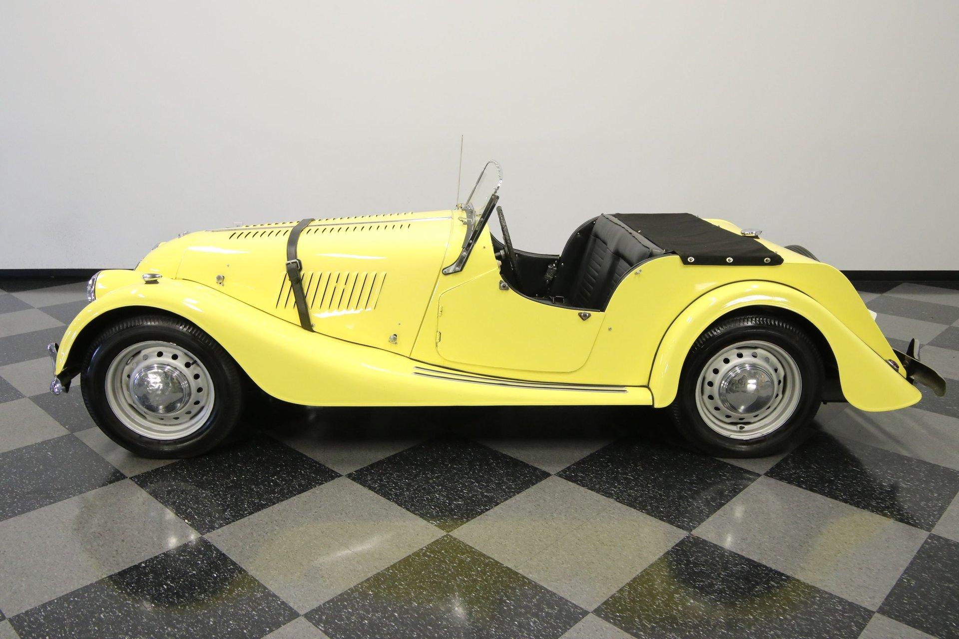 1958 morgan plus 4 roadster