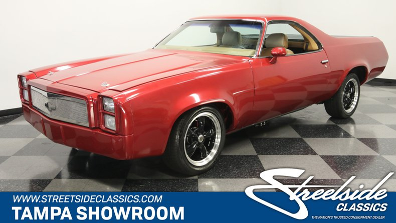 For Sale: 1977 Chevrolet El Camino