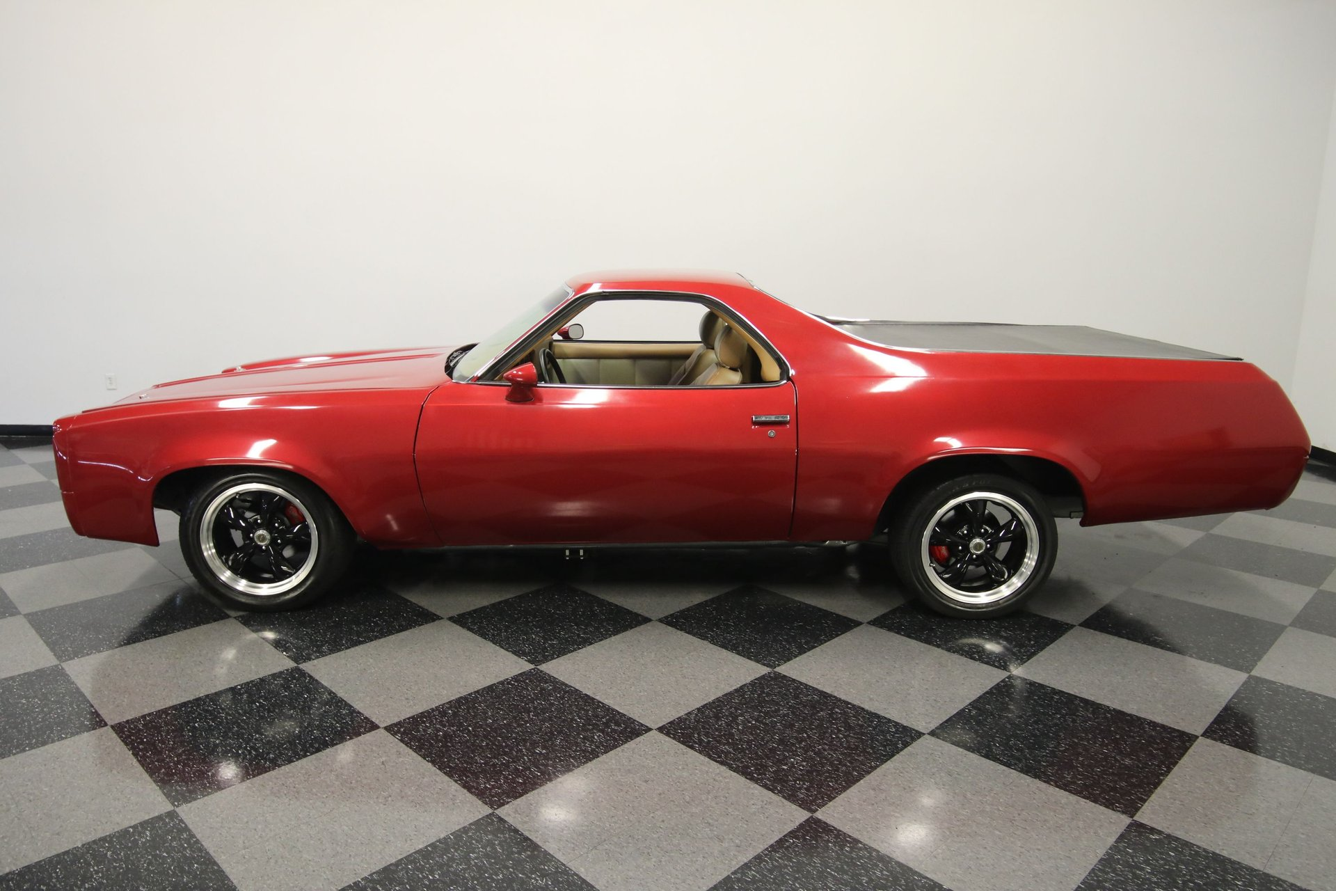 1977 chevrolet el camino twin turbo restomod