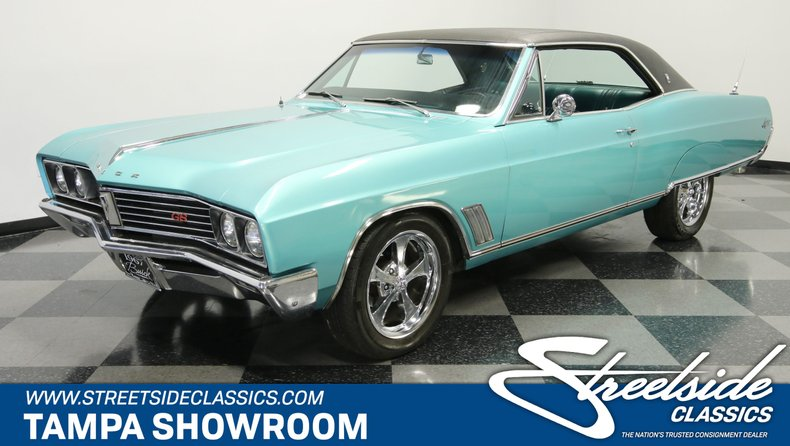 For Sale: 1967 Buick Skylark