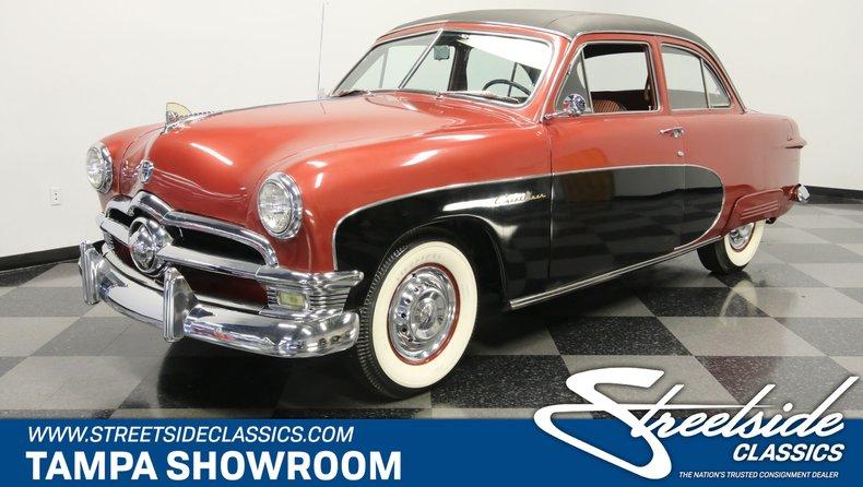 For Sale: 1950 Ford Crestline