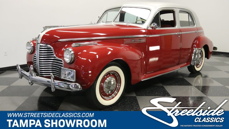 For Sale: 1940 Buick Super
