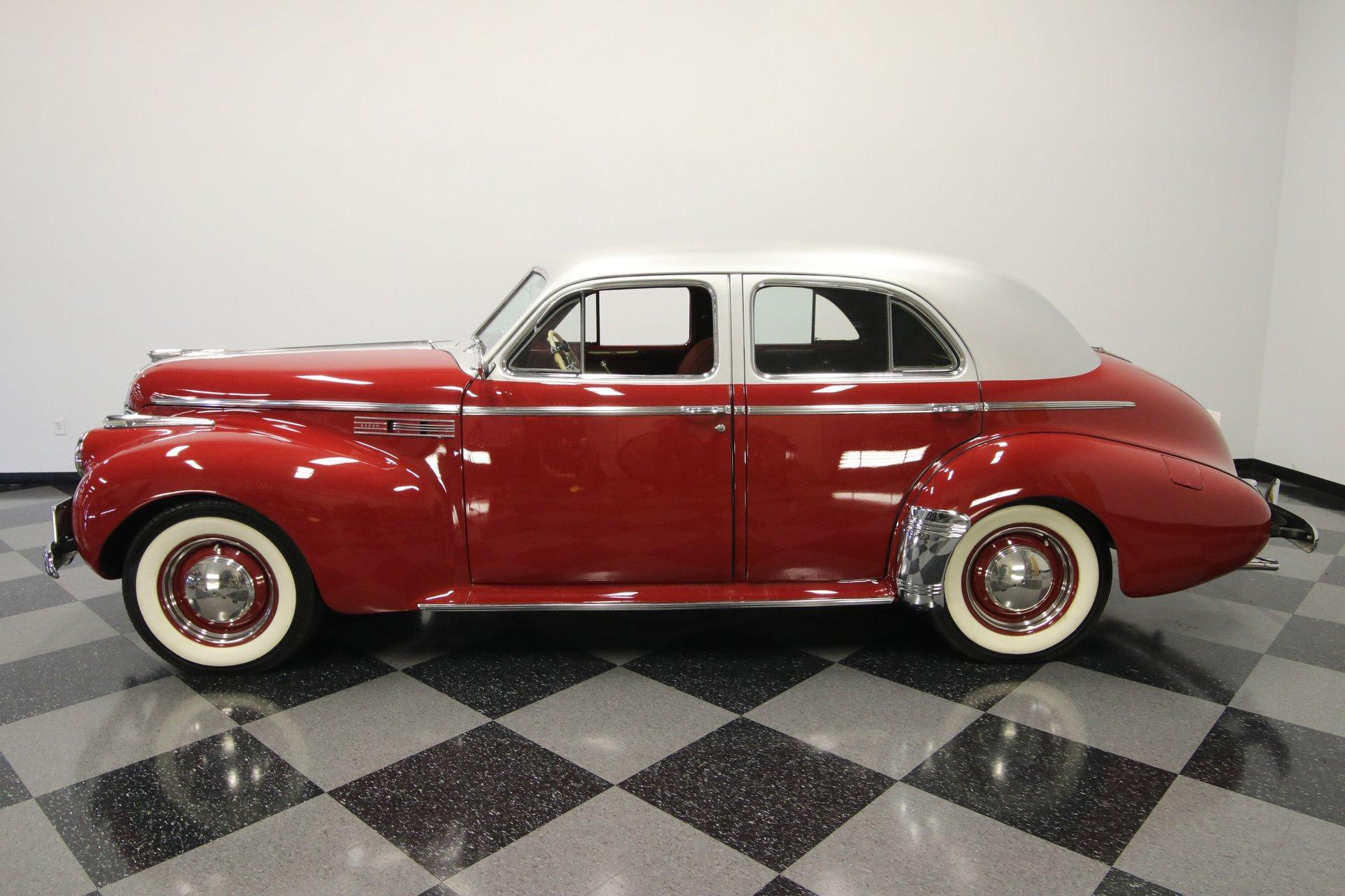 1940 buick super series 50 sedan