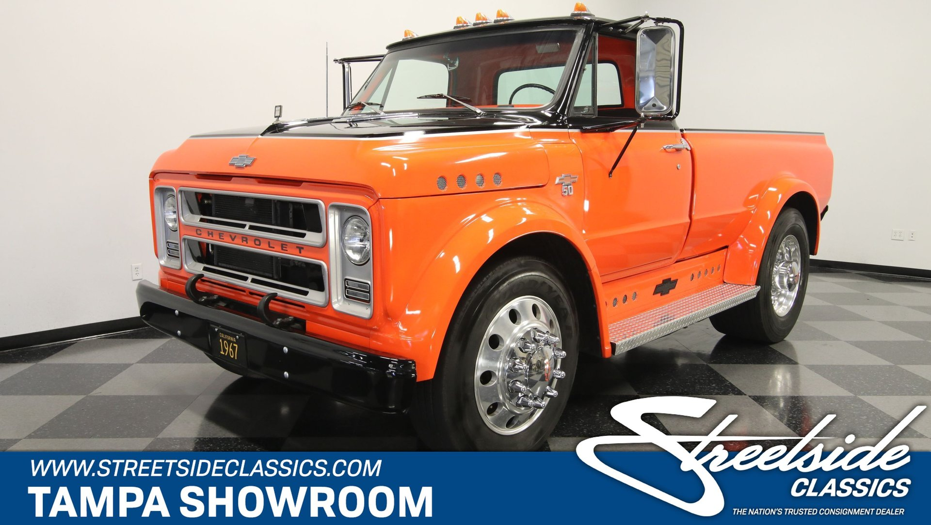 1967 Chevrolet C 50 Classic Cars For Sale Streetside Classics The Nation S 1 Consignment Dealer
