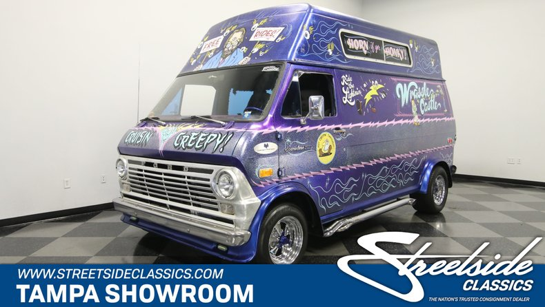 For Sale: 1974 Ford Econoline