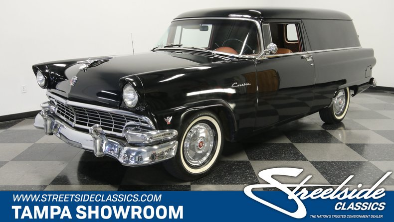 For Sale: 1956 Ford Courier