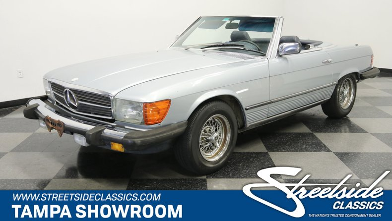 For Sale: 1984 Mercedes-Benz 380SL