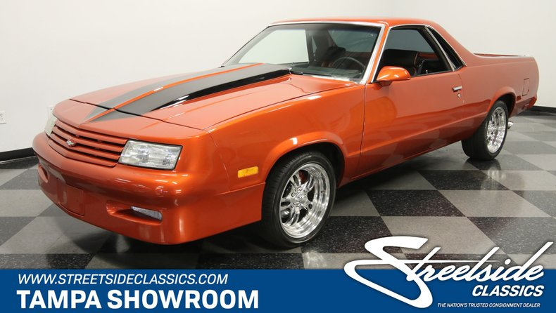 For Sale: 1986 Chevrolet El Camino