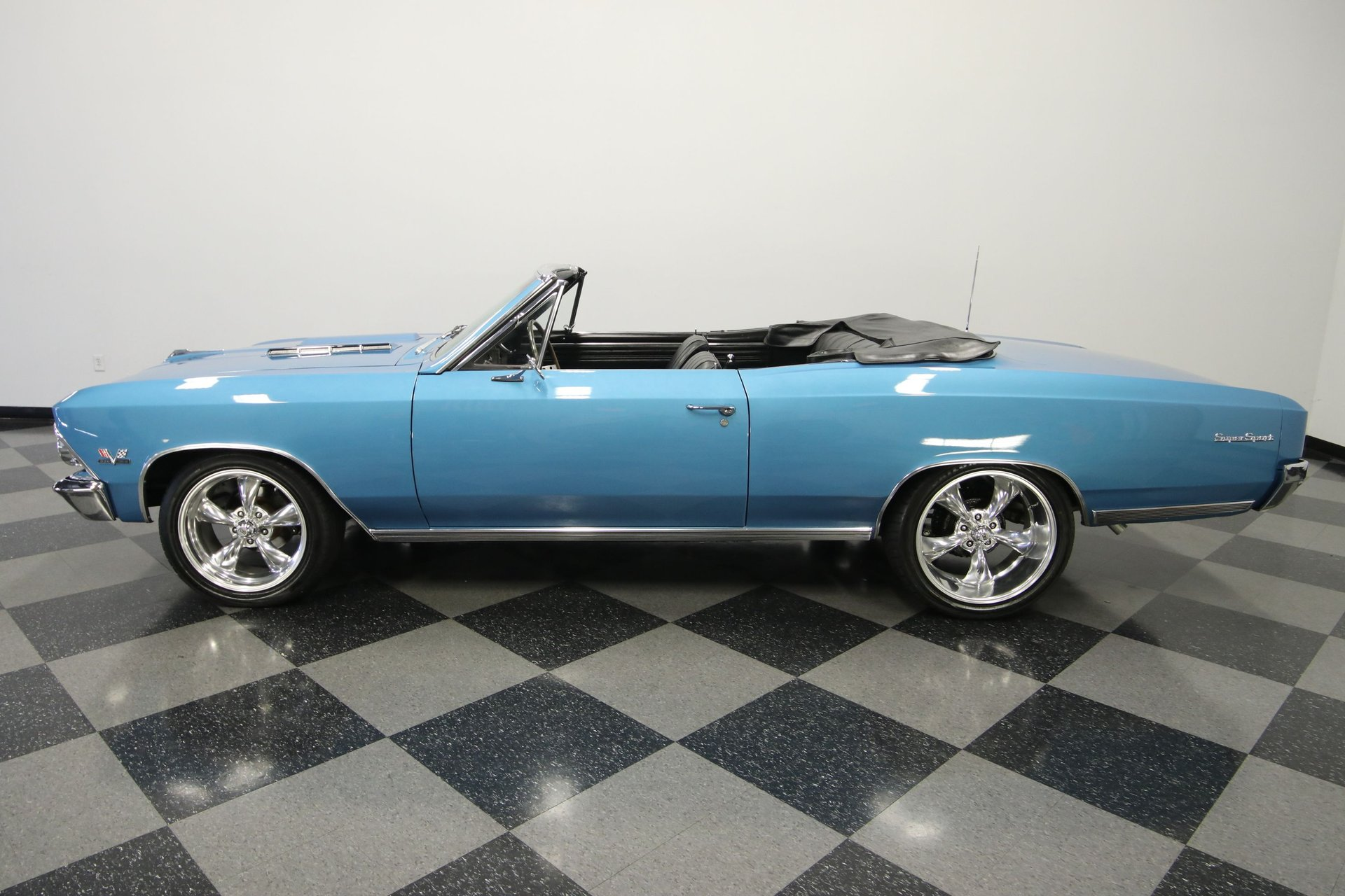 1966 chevrolet chevelle ss tribute convertible