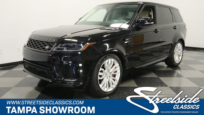 For Sale: 2018 Land Rover Range Rover