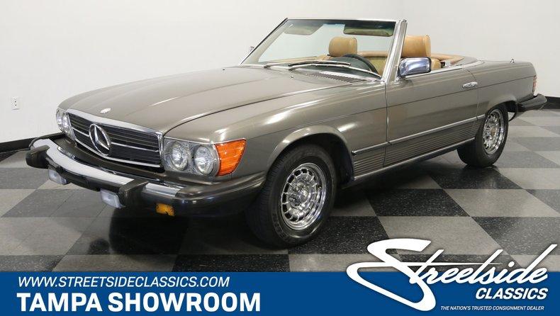 For Sale: 1983 Mercedes-Benz 380SL
