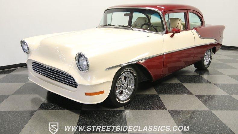 For Sale: 1955 Oldsmobile 88