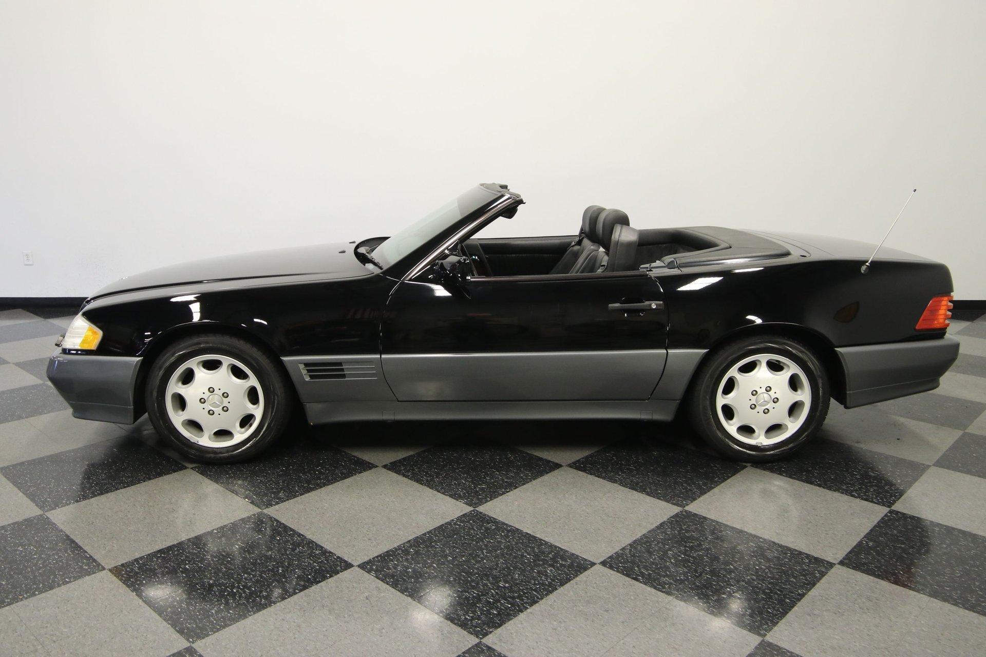 1995 mercedes benz sl500