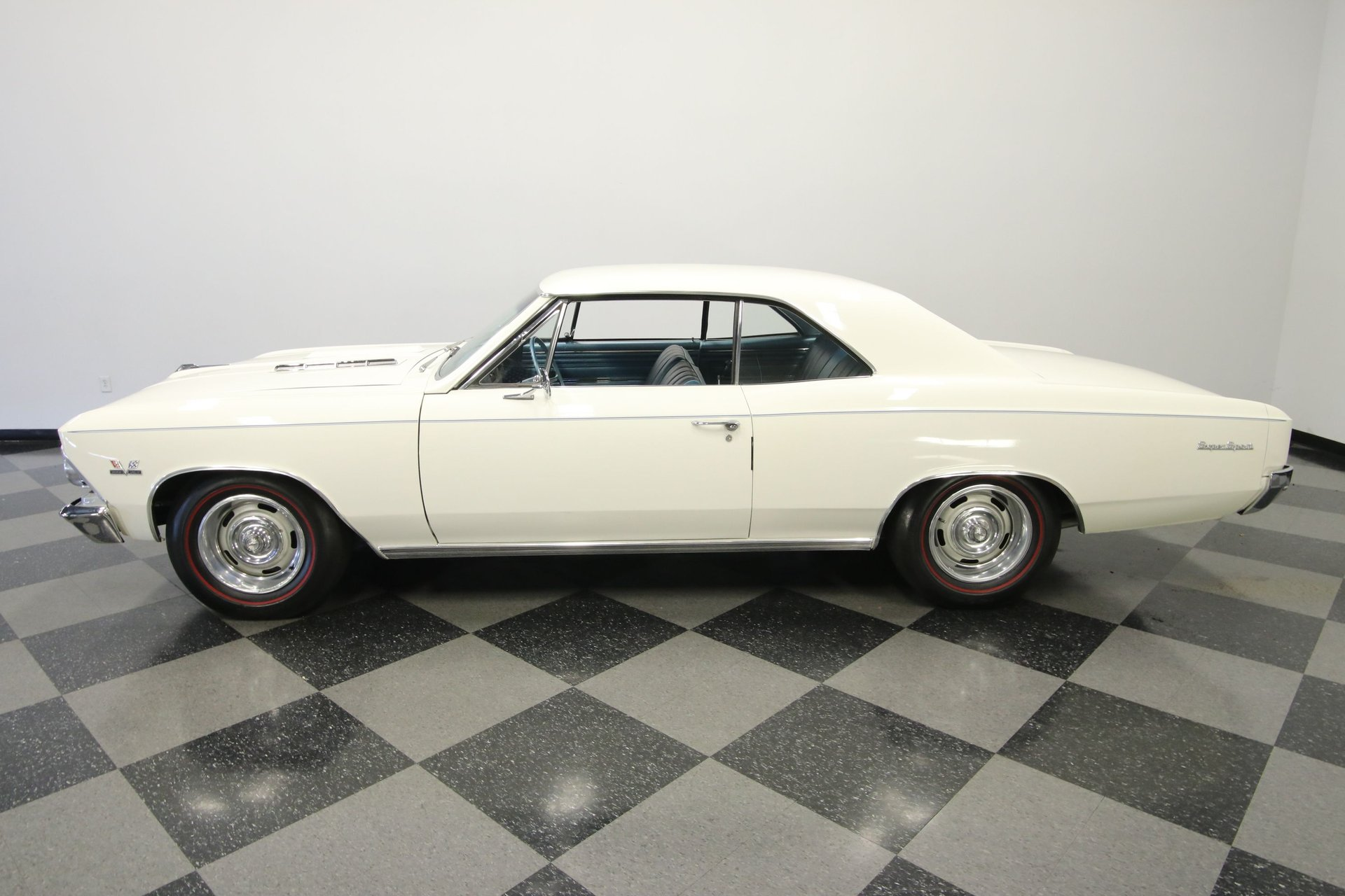 1966 chevrolet chevelle ss 396 tribute