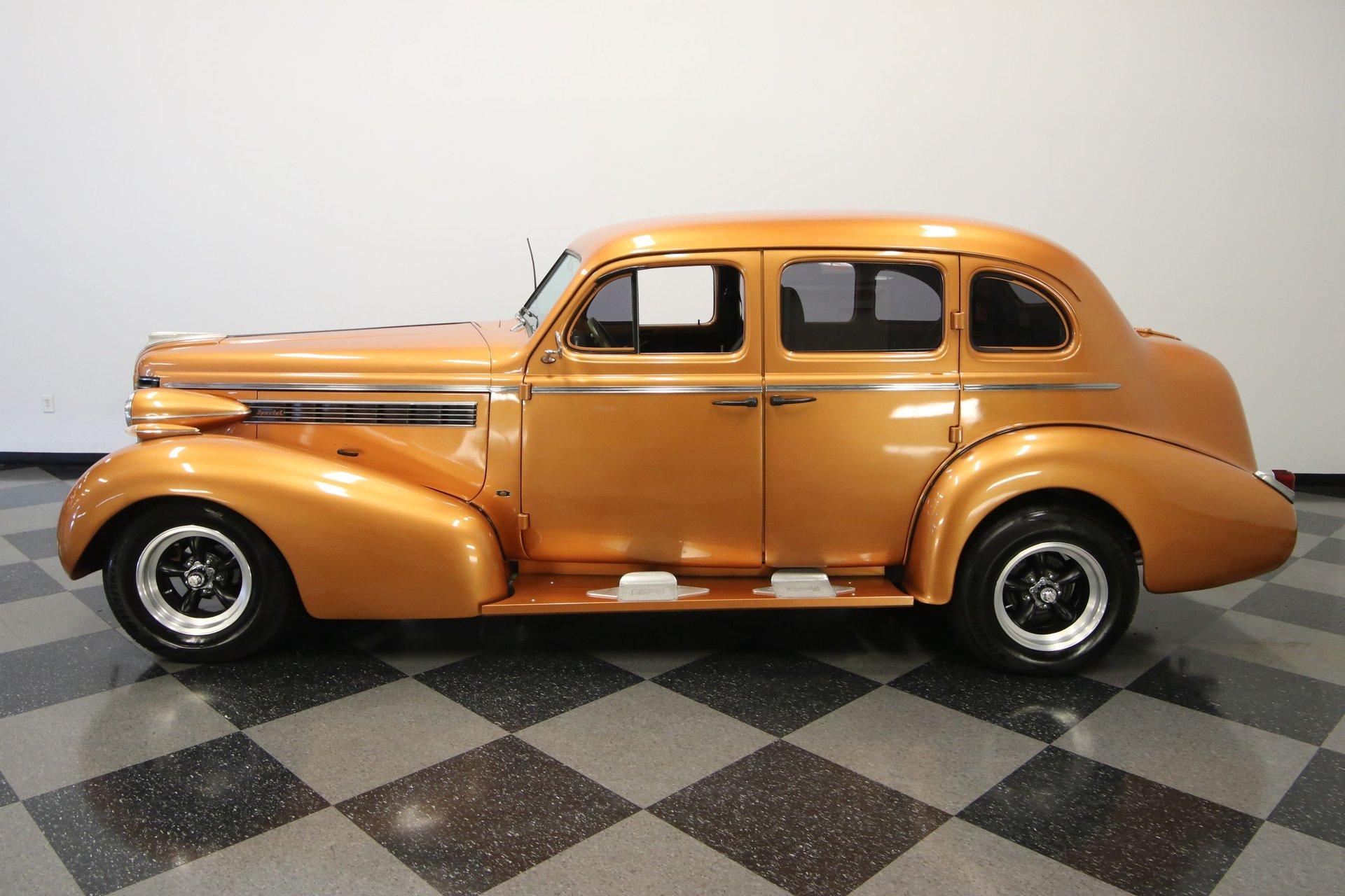 1938 buick 40 street rod
