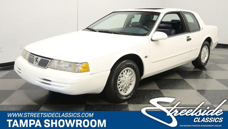 For Sale: 1995 Mercury Cougar