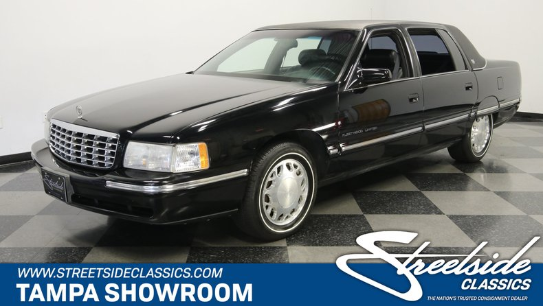 For Sale: 1998 Cadillac Fleetwood