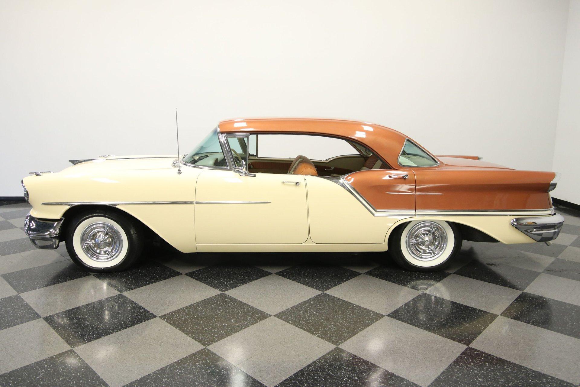 1957 oldsmobile 88 4 door hardtop