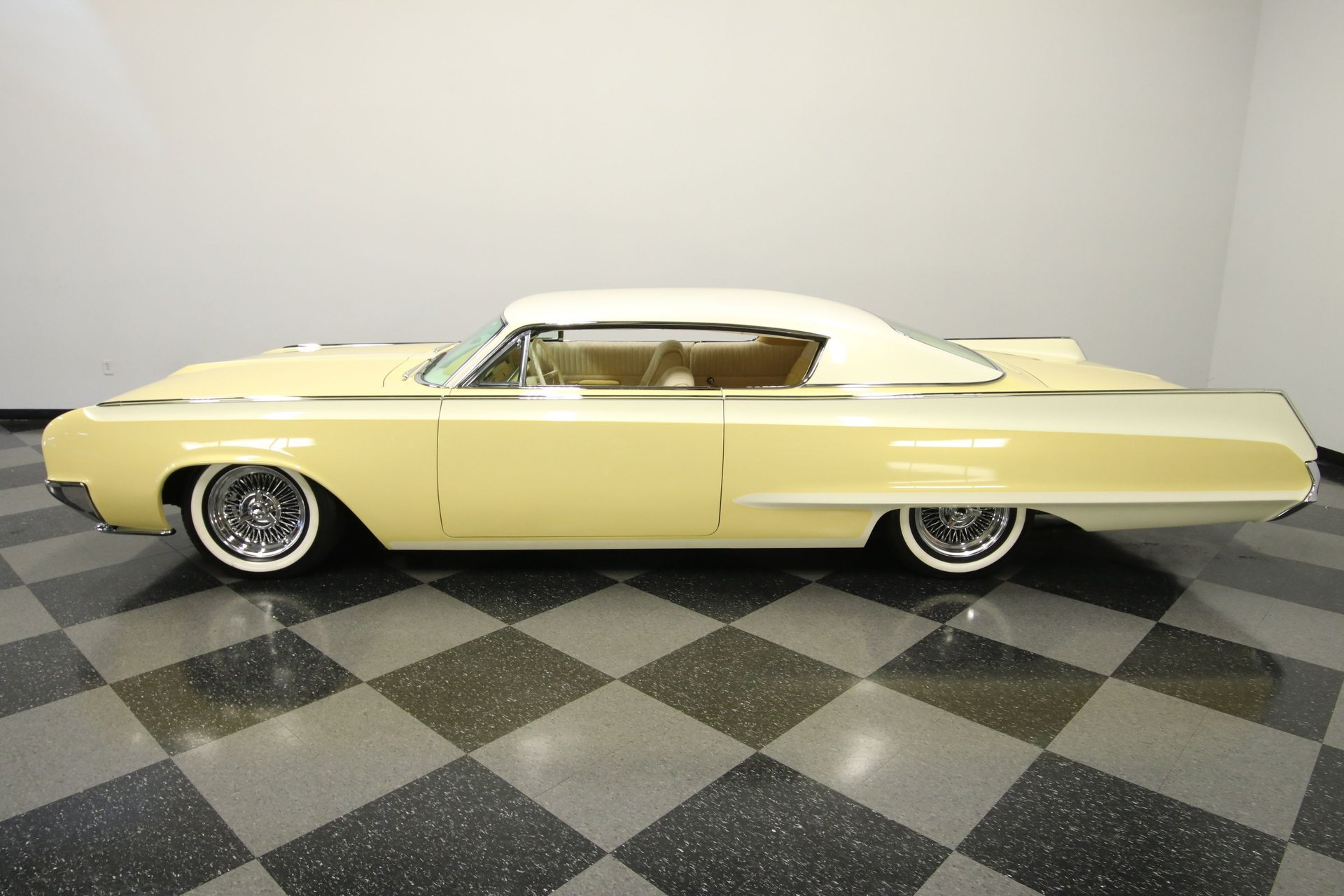 1968 dodge polara custom build