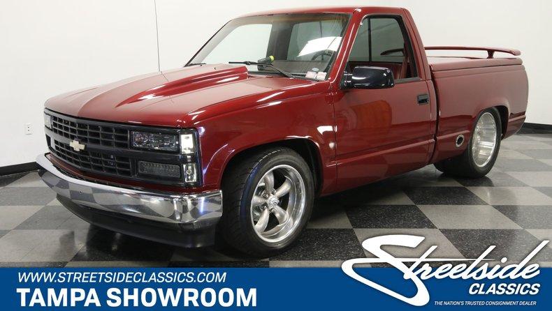 For Sale: 1989 Chevrolet C1500