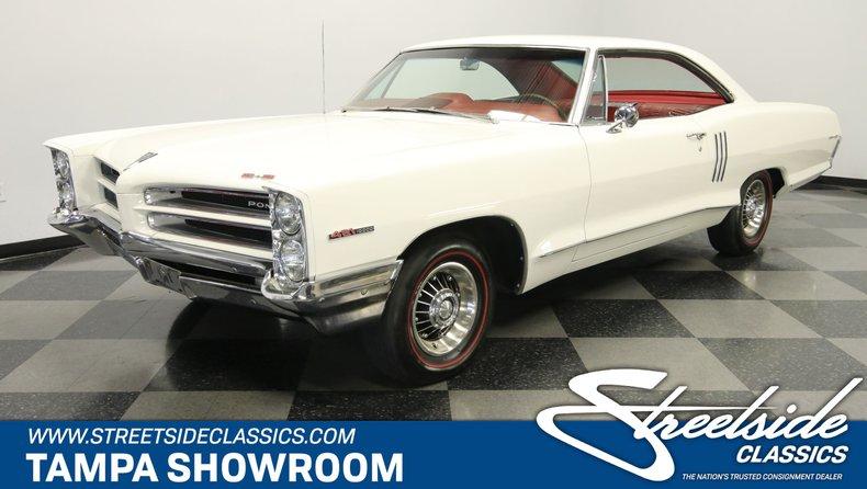 For Sale: 1966 Pontiac 2+2