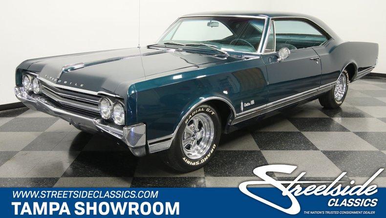 For Sale: 1965 Oldsmobile Delta 88