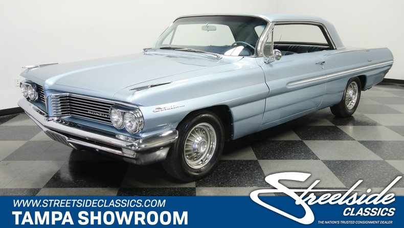 For Sale: 1962 Pontiac Catalina