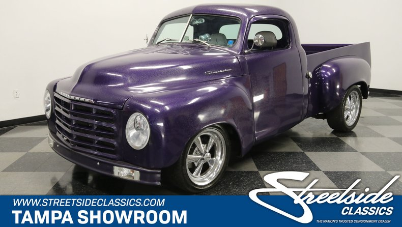 For Sale: 1954 Studebaker Pickup