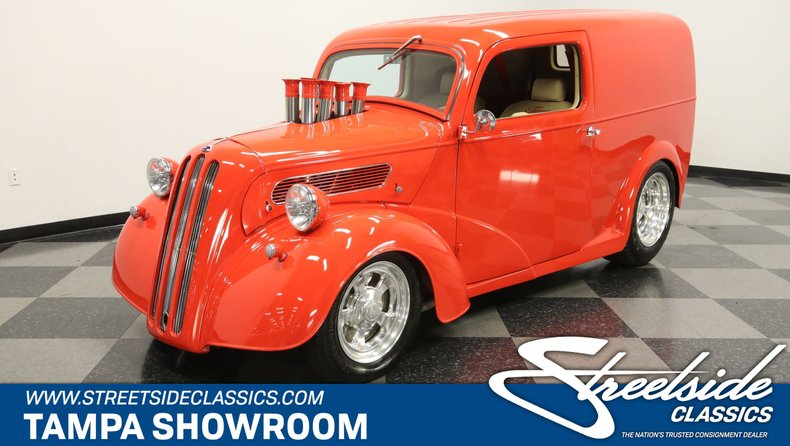 For Sale: 1950 Ford Thames