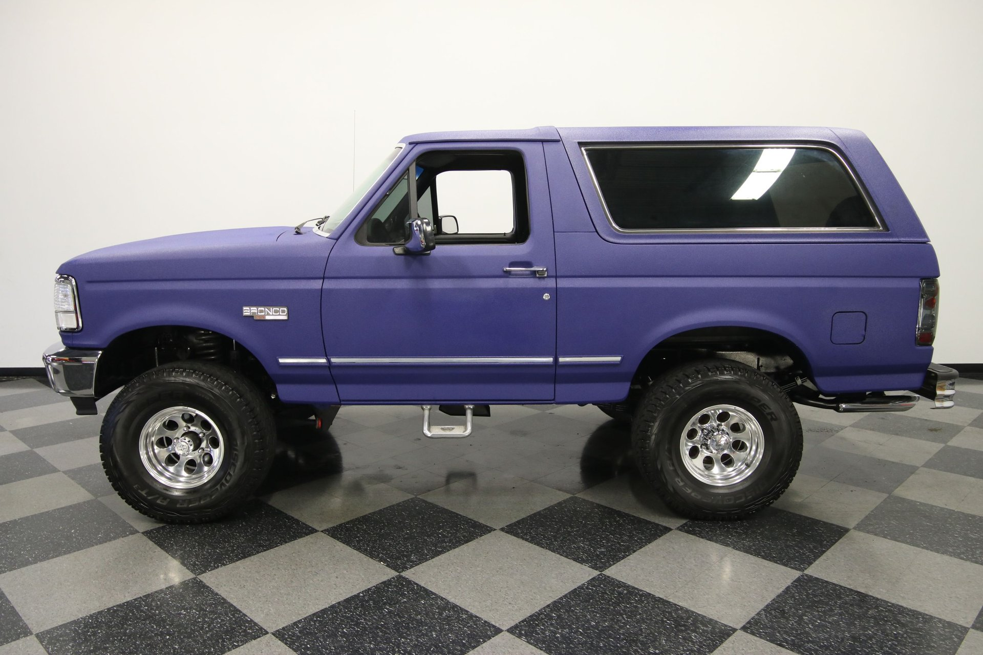 1993 ford bronco 4x4