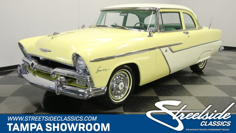 For Sale: 1955 Plymouth Savoy