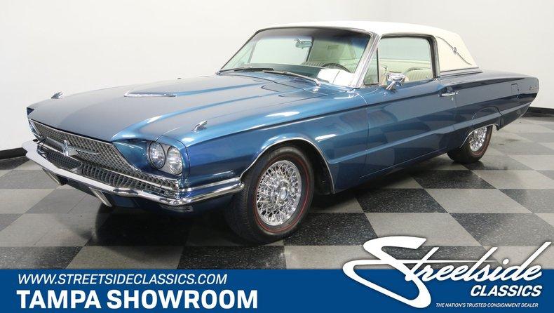 For Sale: 1966 Ford Thunderbird