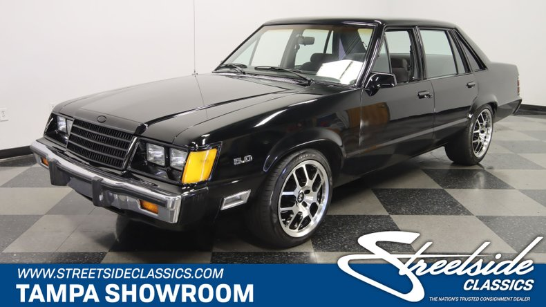 For Sale: 1984 Ford LTD
