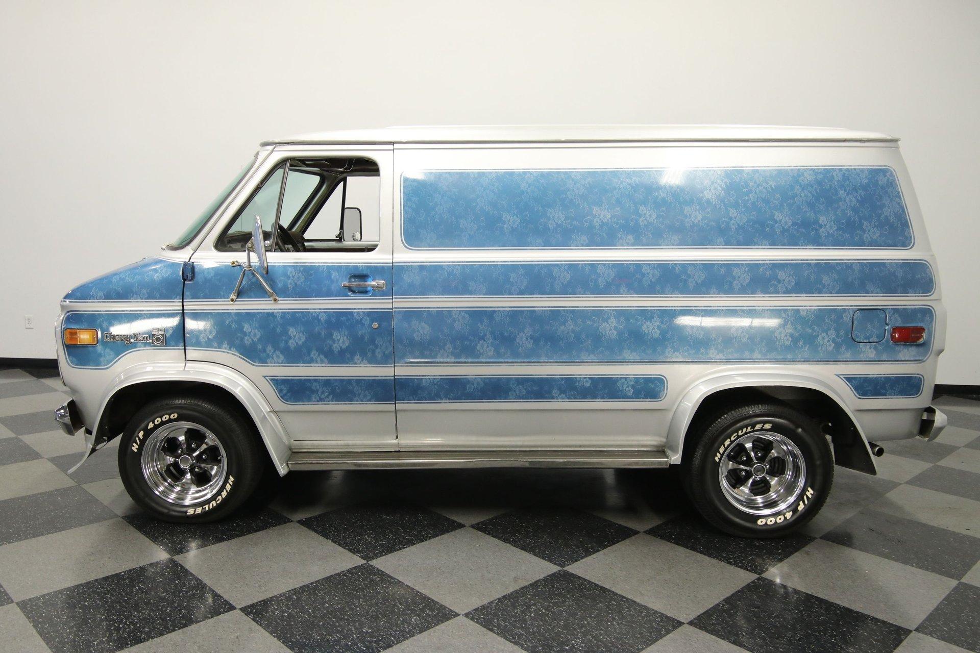 1977 chevrolet g20 shorty van