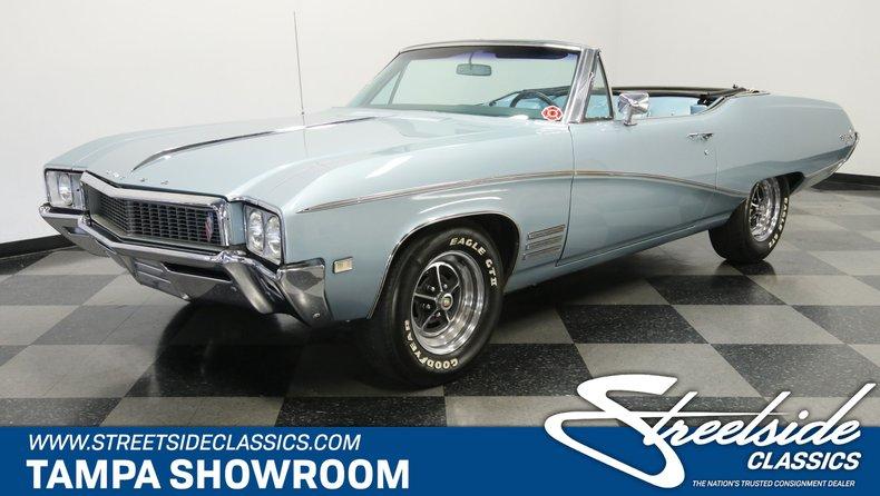 For Sale: 1968 Buick Skylark