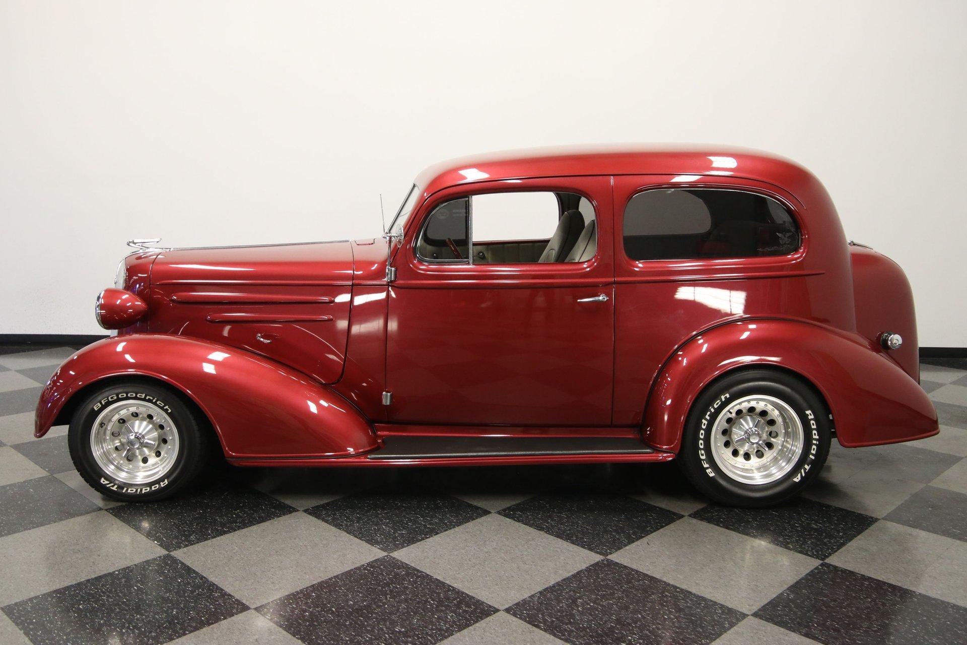 1936 chevrolet master deluxe 2 door town sedan