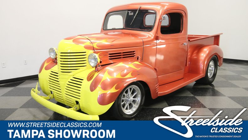 For Sale: 1941 Dodge WC